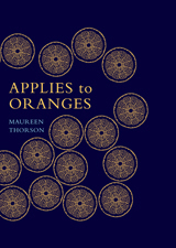 cover of Applies to Oranges